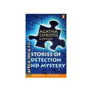 Stories of detection and mystery(editura Longman, autor:Agatha Christie isbn:0-582-41939-5)