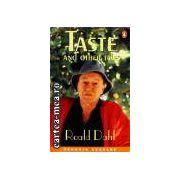 Taste and other tales(editura Longman, autor:Roald Dahl isbn:0-582-41943-3)