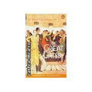 The great gatsby(editura Longman, autor:F. Scott Fitzgerald isbn:0-582-41927-1)