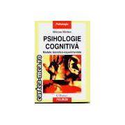 Psihologie cognitiva-modele teoretice-experimentale