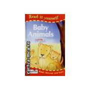 Level1-Baby animals(editura Longman isbn:1-8442-2279-9)