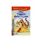 Level1-Tiggers hate to lose(editura Longman isbn:1-8442-2508-9)