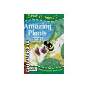 Level2-Amazing plants(editura Longman isbn:1-8442-2283-7)
