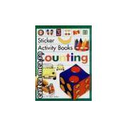 Sticker Activity Books-Counting(editura Longman isbn:1-4053-1258-0)
