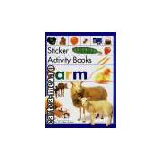 Sticker Activity Books-Farm(editura Longman isbn:1-4053-1256-4)
