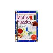 Maths Sticker Workbooks-Maths Puzzles(editura Longman isbn:0-7513-5680-8)