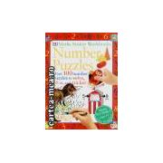 Maths Sticker Workbooks-Number Puzzles(editura Longman, autori:Wendy Clenson,David Clemson isbn:0-7513-5538-0)