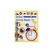 Sticker Activity Books-Time(editura Longman isbn:1-4053-1255-6)