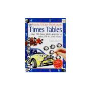 Maths Sticker Workbooks-Times Tables(editura Longman isbn:0-7513-5678-6)