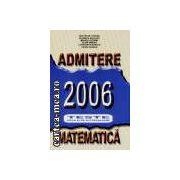 Admitere 2006-Teste grila si de autoevaluare-matematica