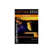 CUTTING EDGE - INTERMEDIATE STUDENT' S BOOK WITH MINI DICTIONARY (editura Longman, autori: SARAH CUNNINGHAM, PETER MOOR isbn:0-582-30207-2)
