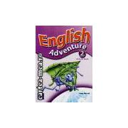 ENGLISH ADVENTURE 2 ACTIVITY BOOK(editura Longman, autor: ANNE WORRALL isbn: 0-582-79174-x)