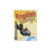 ENGLISH ADVENTURE3 ACTIVITY BOOK(editura Longman, autor: IZABELLA HEARN isbn: 0-582-79183-9)