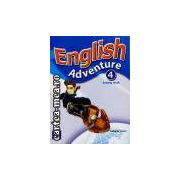ENGLISH ADVENTURE 4 ACTIVITY BOOK(editura Longman, autor: IZABELLA HEARN isbn: 0-582-79193-6)