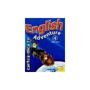 ENGLISH ADVENTURE 4 PUPIL'S BOOK(editura Longman, autor: IZABELLA HEARN isbn: 0-582-79197-9)