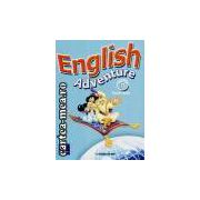 ENGLISH ADVENTURE STARTER B PUPIL'S BOOK(editura Longman, autor: CRISTIANA BRUNI isbn: 0-582-79157-x)