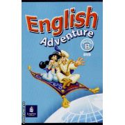 English adventure starter B-DVD(editura Longman isbn:140581900-6)
