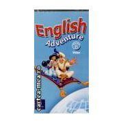 English adventure starter B video(editura Longman isbn:0-582-79161-8)