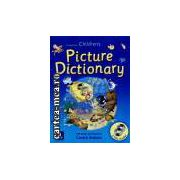 Picture dictionary + 2 CD ' s ( editura Longman, ISBN: 962-00-5233-1 )