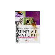 Stiinte ale naturii-Manual pentru clasa a-IV-a