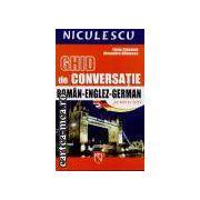 Ghid de conversatie roman-englez-german
