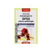 Introducere in SPSS pentru psihologie