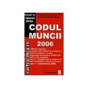 Codul muncii 2006-aplicabil cu 1 septembrie 2006