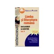 Limba si literatura romana-bac si admitere vol II/2007