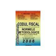 Codul fiscal cu integrarea in text a prevederilor din normele metodologice