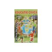 Educatie civica-caiet cls4
