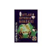 Atlas istoria Romaniei+cd