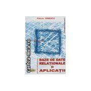 Baze de date relationale si aplicatii