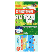 30 Chestionare Auto-780 intrebari + Noul Cod Rutier - Aplicare (gratuit)