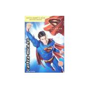 Superman revine-carte de colorat2