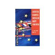 Institutii europene.Notiuni de drept comunitar