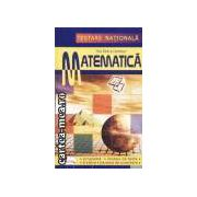 Matematica-testare nationala