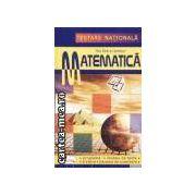 Matematica-testare nationala