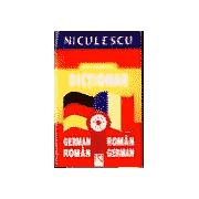 Dictionar German - Roman; Roman - German