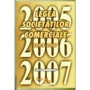 legea societatilor comerciale 2005-2007