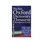 Pocket oford dictionary thesaurus&wordpower guide