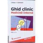 Ghid clinic Medicina interna