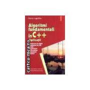 Algoritmi fundamentali in C++ aplicatii