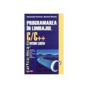 Programarea in limbajul C/C++ pentru liceu vol. 3