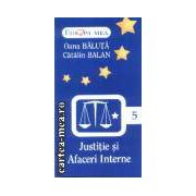 Justitie si Afaceri Interne