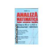 Analiza matematica studiul, cercetarea functiilor