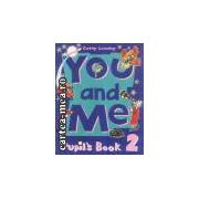 You and me Pupil's book 2