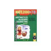 Mate 2000+7/8 clasa 6 partea I