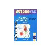 Mate 2000+7/8 clasa 8 partea I