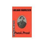 Poezii si Proza-I. H. Radulescu
