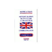 Metoda rapida de invatare a gramaticii Limbii Engleze - Exercitii 2